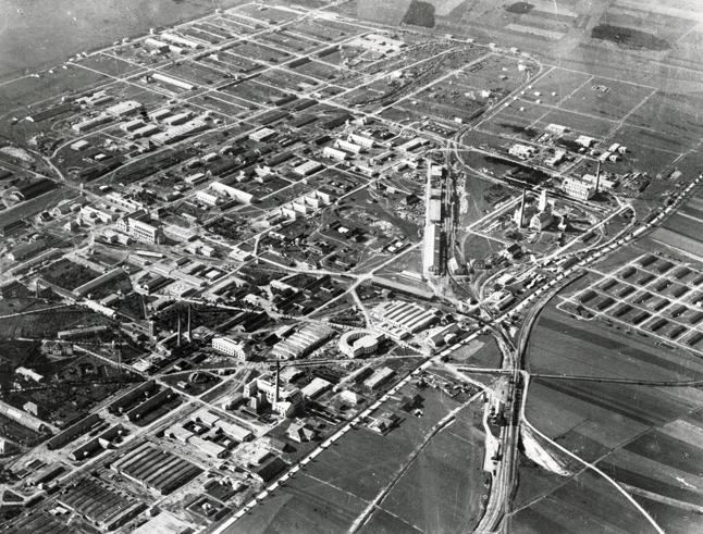 18_Munitionsfabrik-Wöllersdorf Flugbild 1917_4125_klein